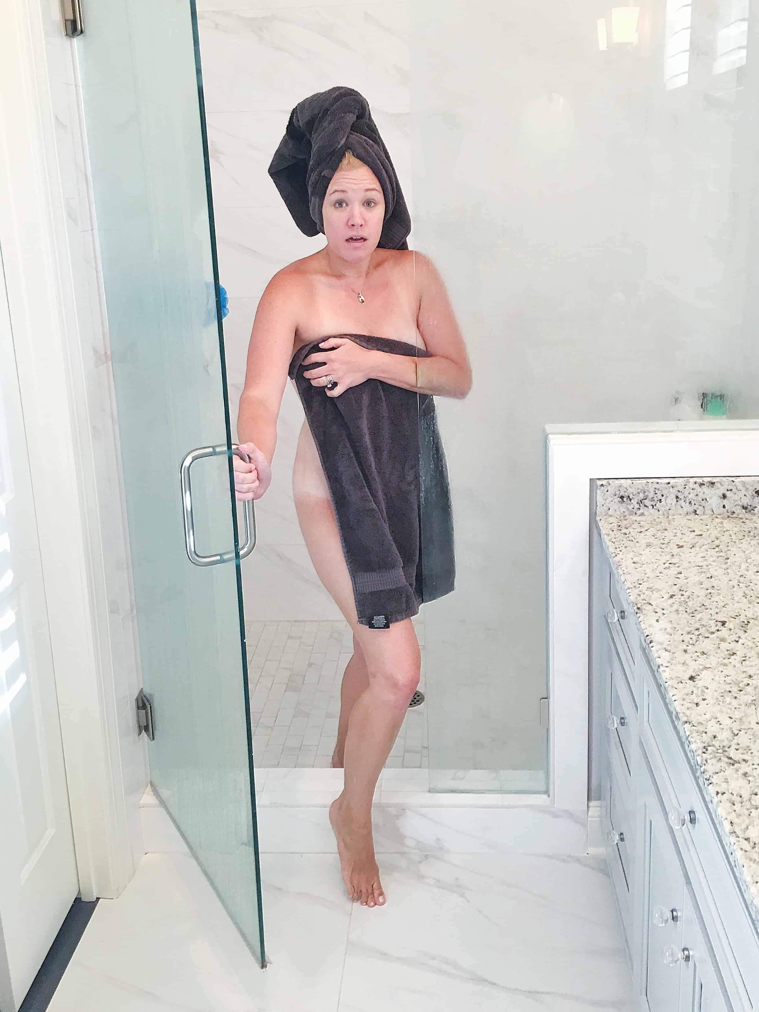 Husband took naked photos of me
